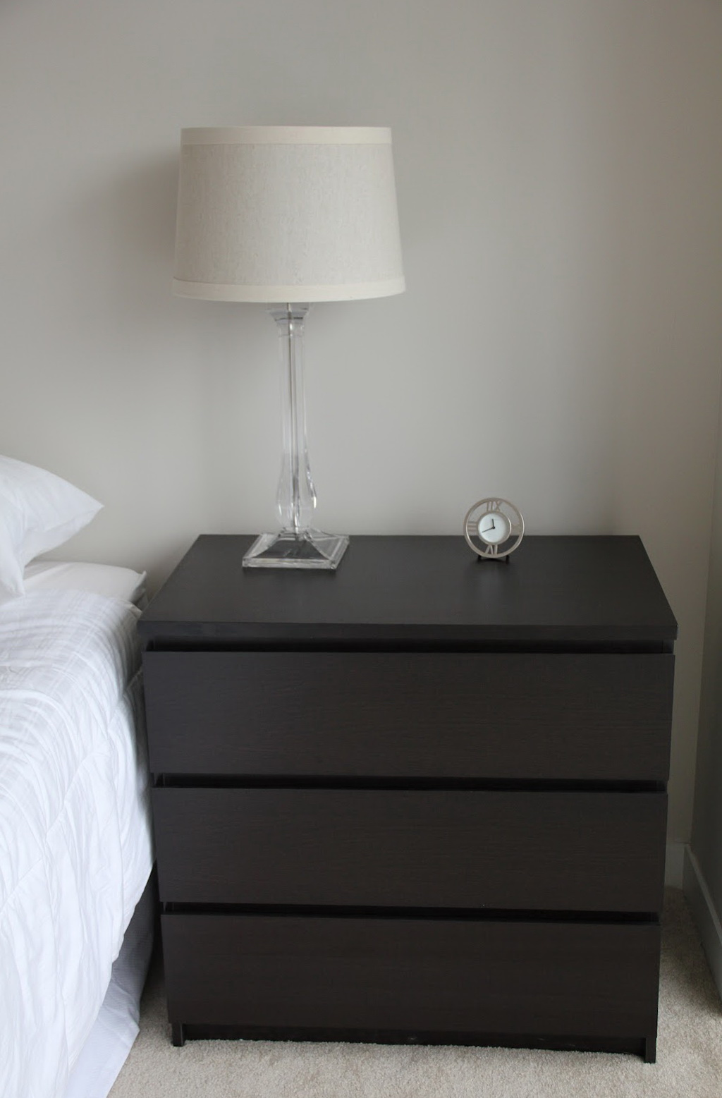 Ikea Malm Dresser Changing Table