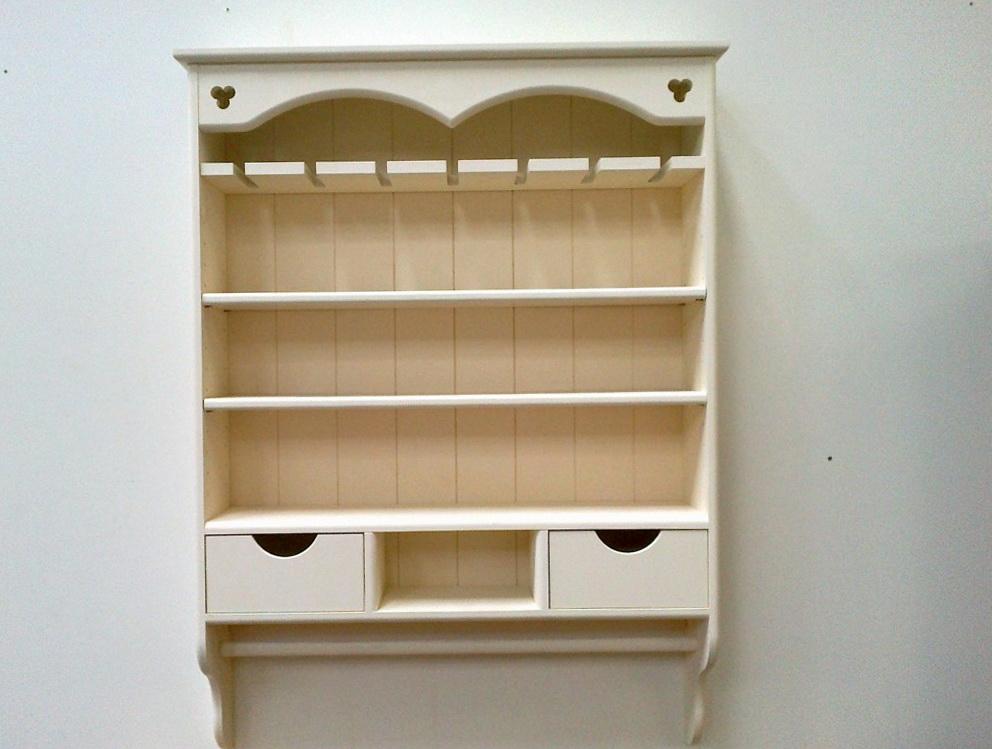 Kitchen Wall Shelves Wooden