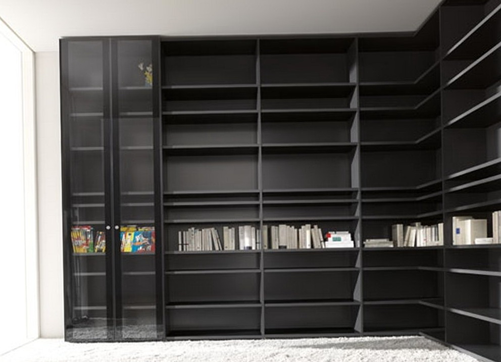 L Shaped Bookcase Uk