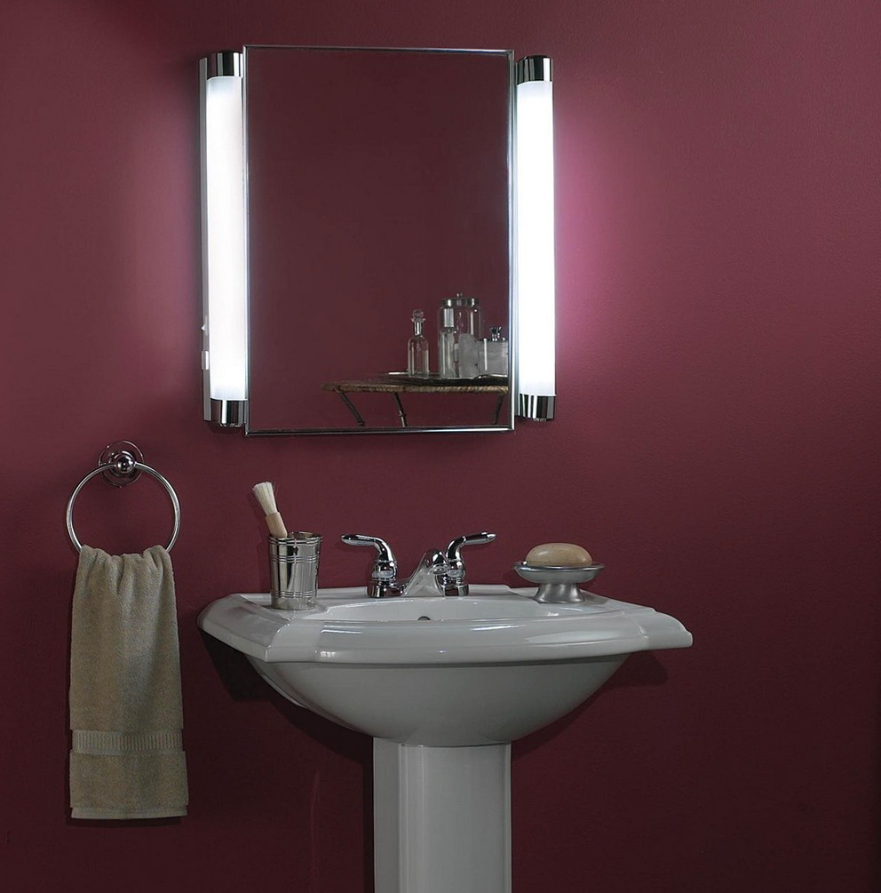 Lighted Medicine Cabinets Designs Ideas