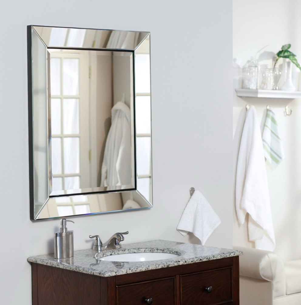 Medicine Cabinets Recessed With Mirrors