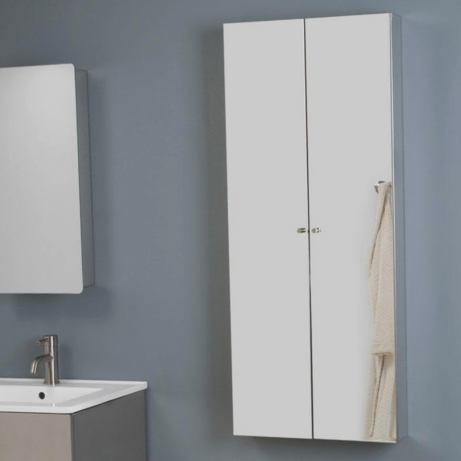 Mirrored Medicine Cabinets For Bathroom