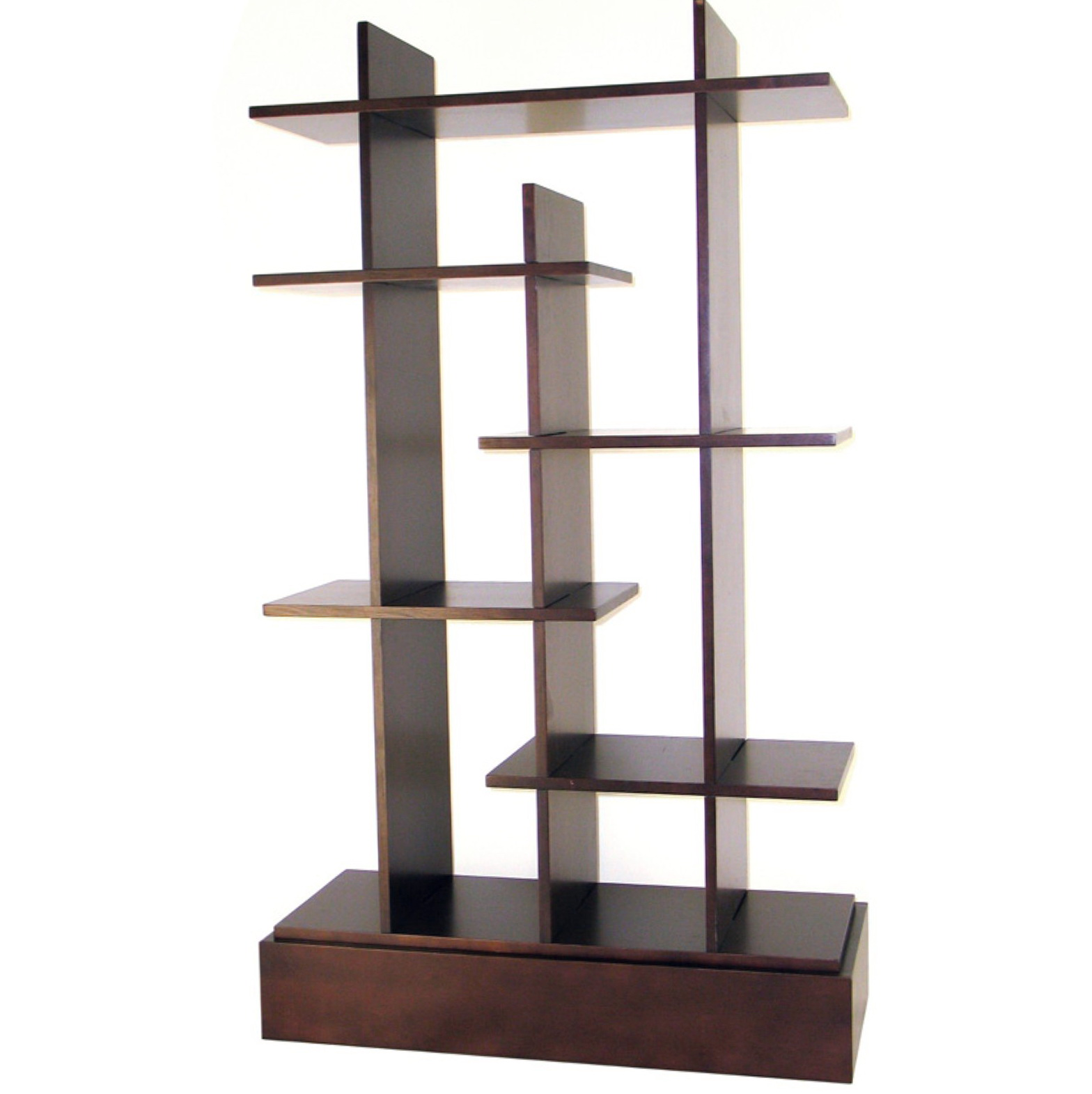 Modern Wall Display Shelves