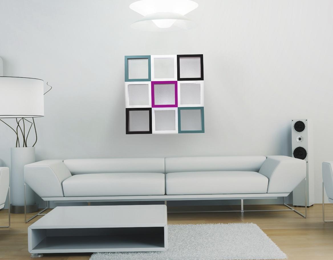 Modern Wall Shelves Living Room