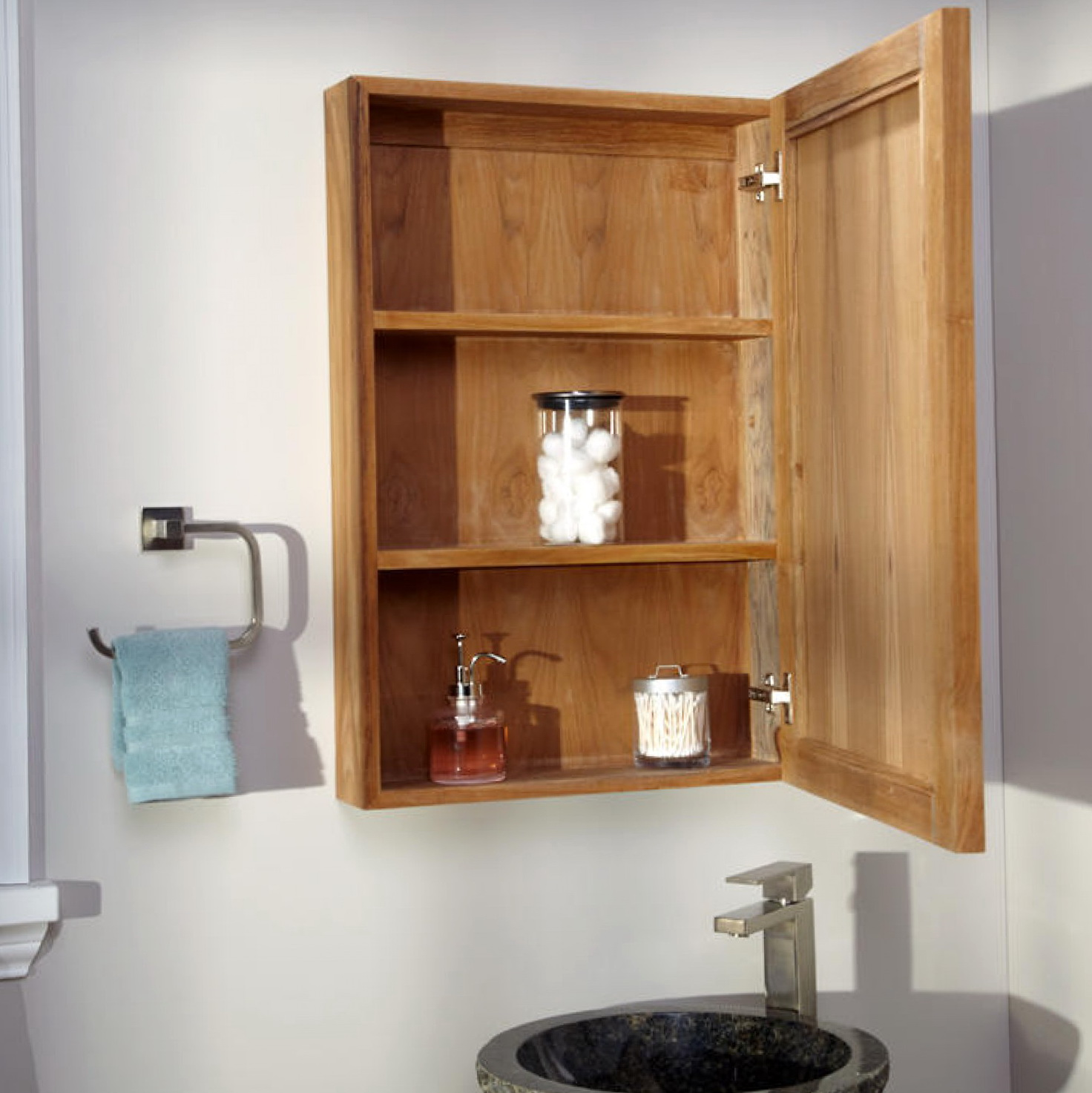 Recessed Medicine Cabinets No Mirror