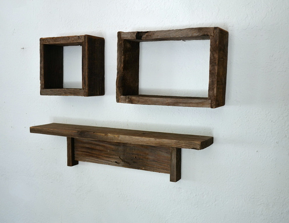 Rustic Wall Shelves Uk