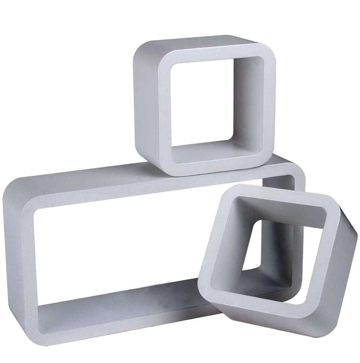 Small Cube Wall Shelves