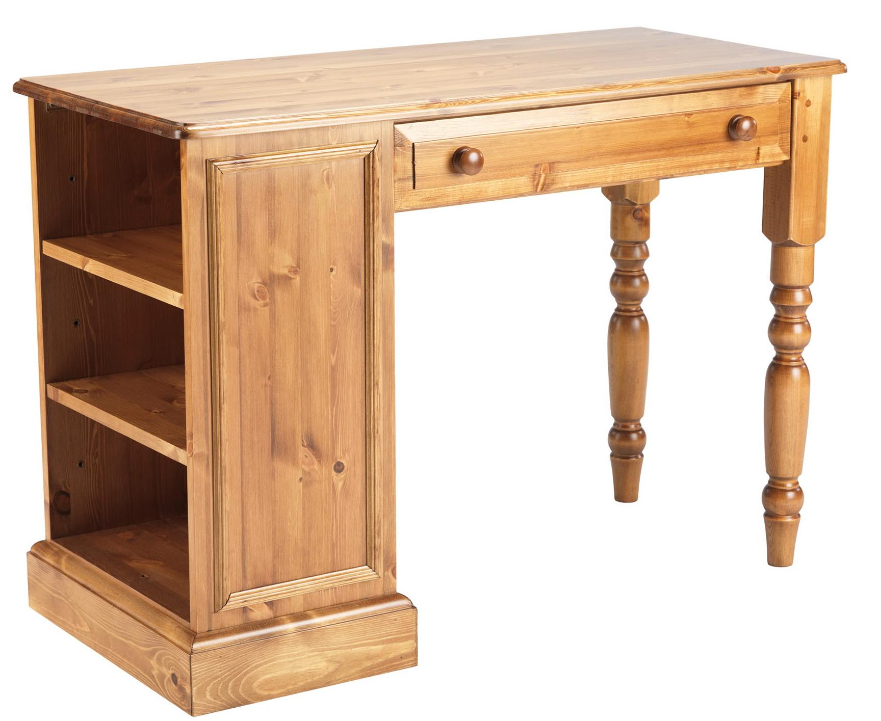 Small Desk With Bookcase