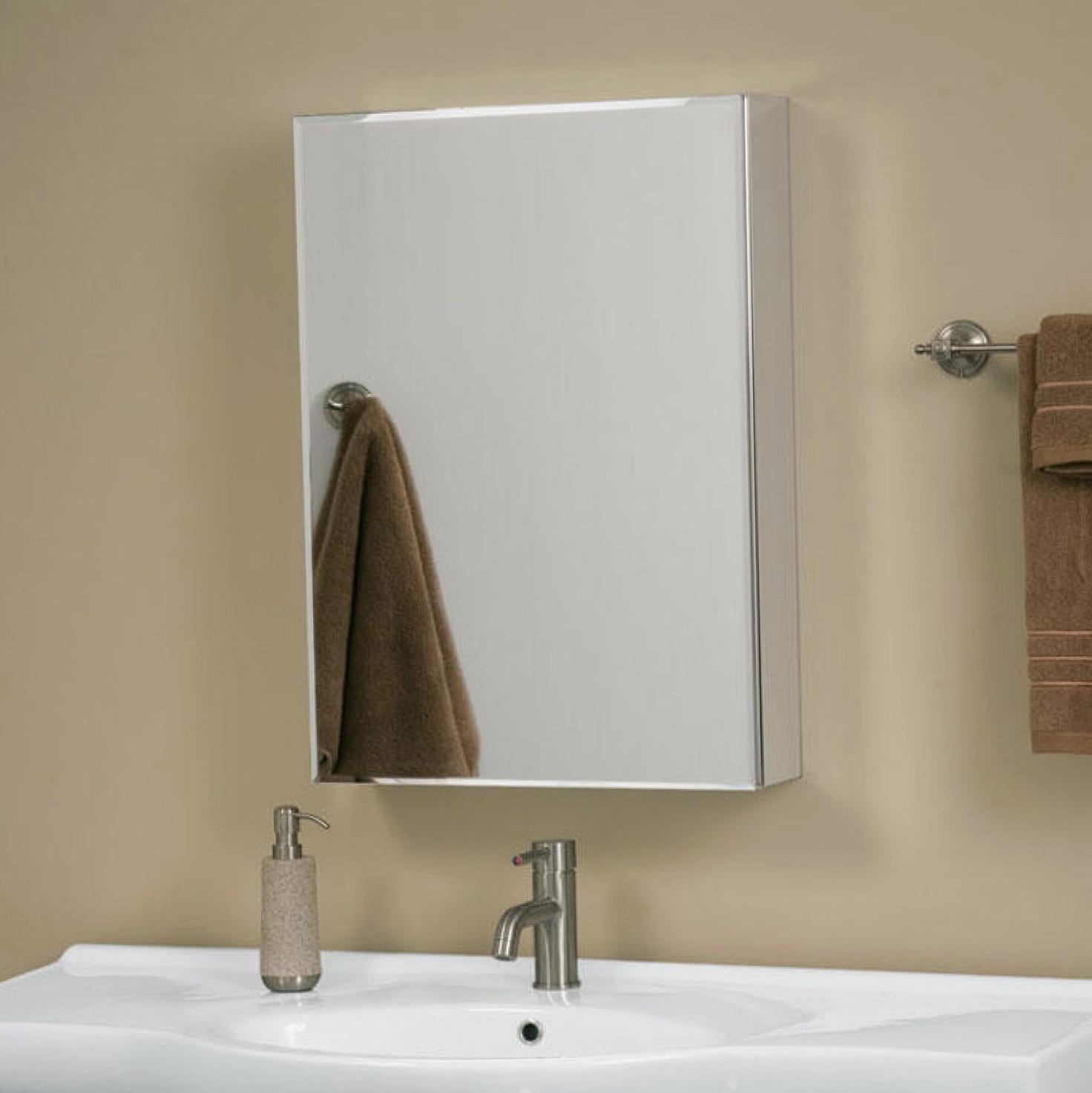 Small Medicine Cabinet With Mirror