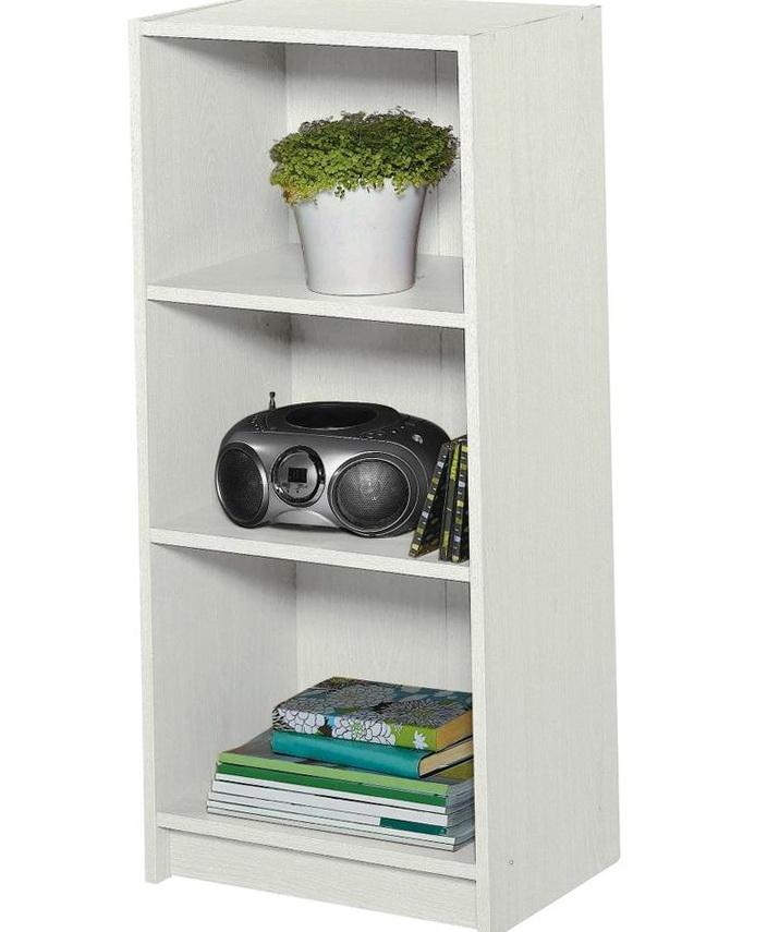 Small White Bookcase Argos