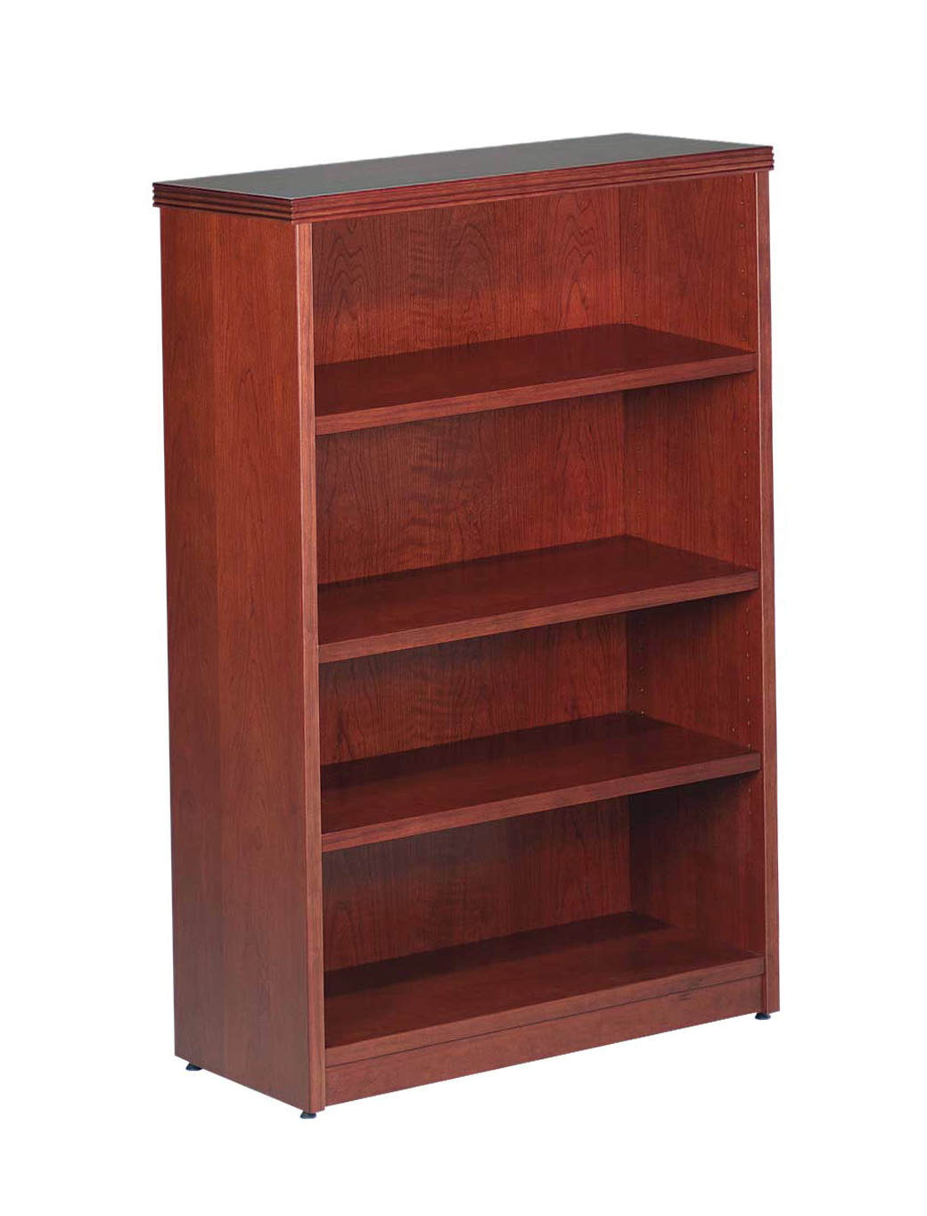 Solid Wood Bookcases Cherry