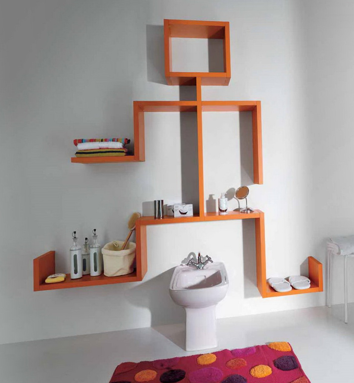 Unique Wall Shelves Ideas