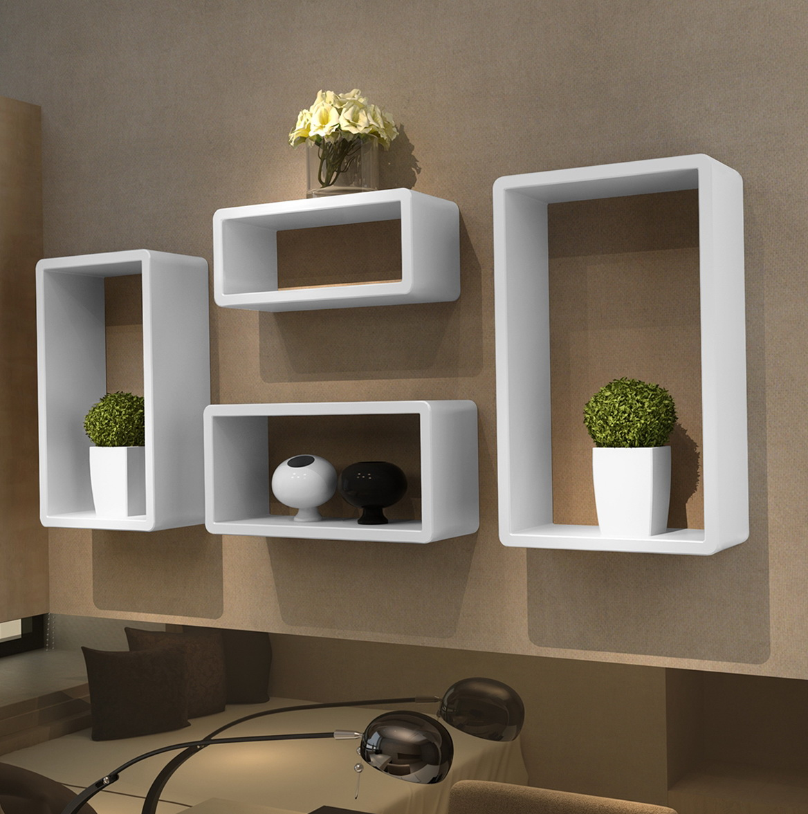 Wall Box Shelves Australia