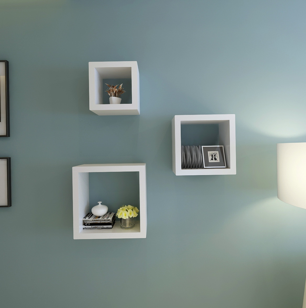 Wall Cube Shelves Ikea