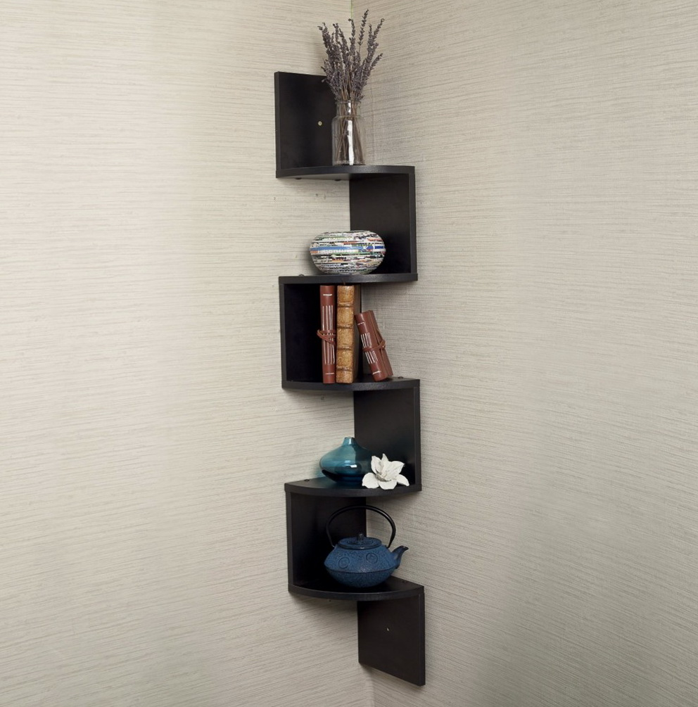 Wall Mounted Corner Shelves Uk