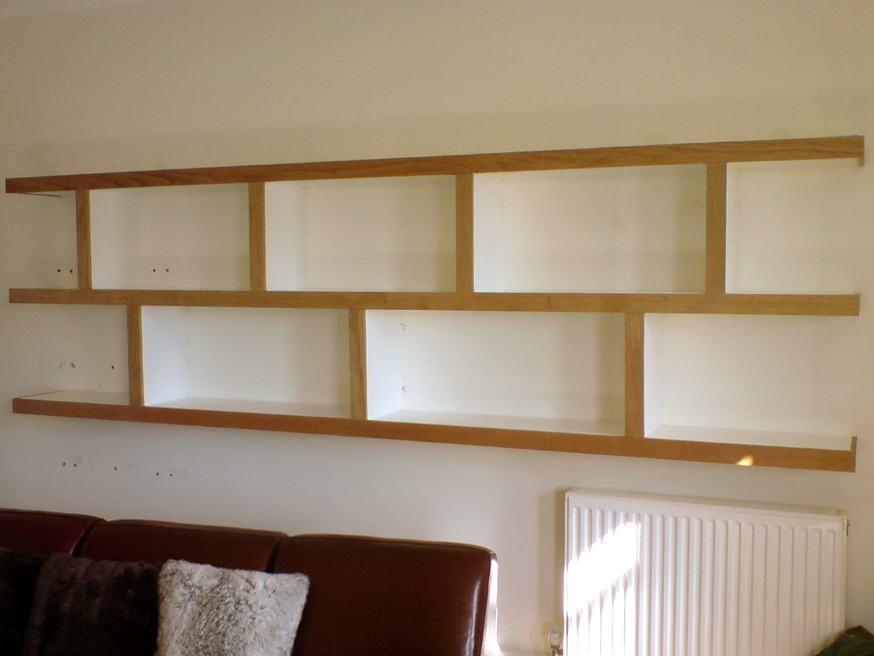 Wall Shelving Units For Books
