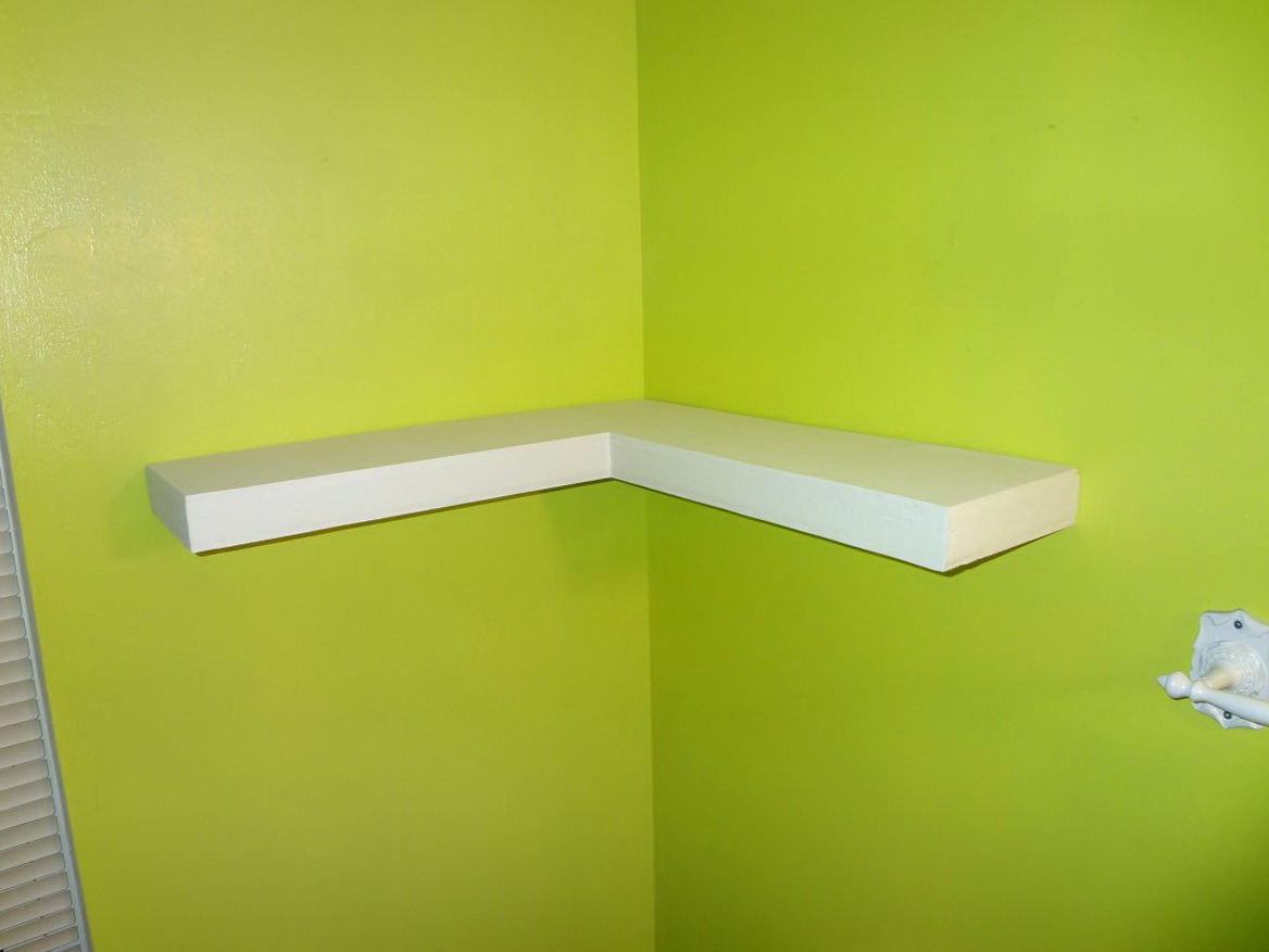 White Wall Shelves Ikea