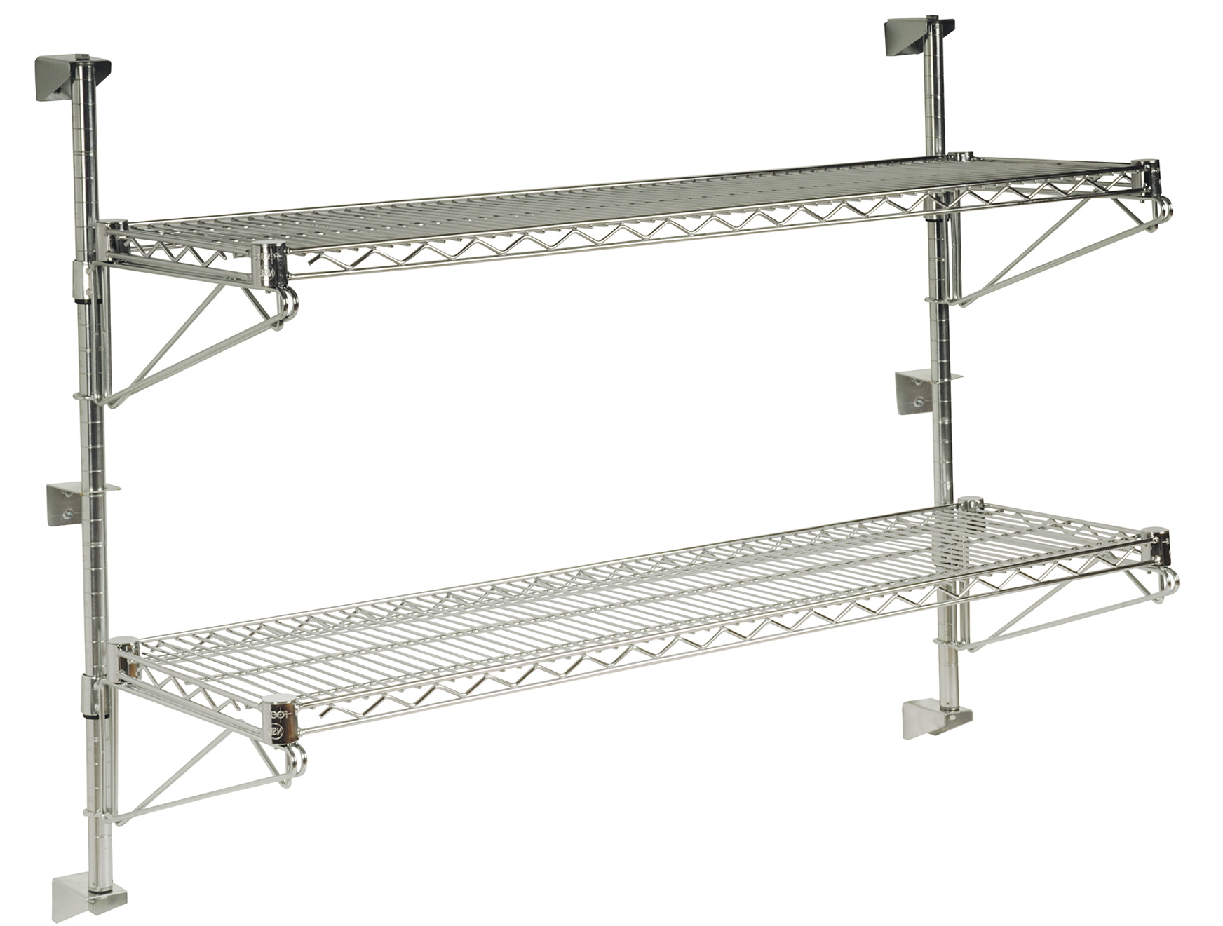 Wire Wall Shelving Units