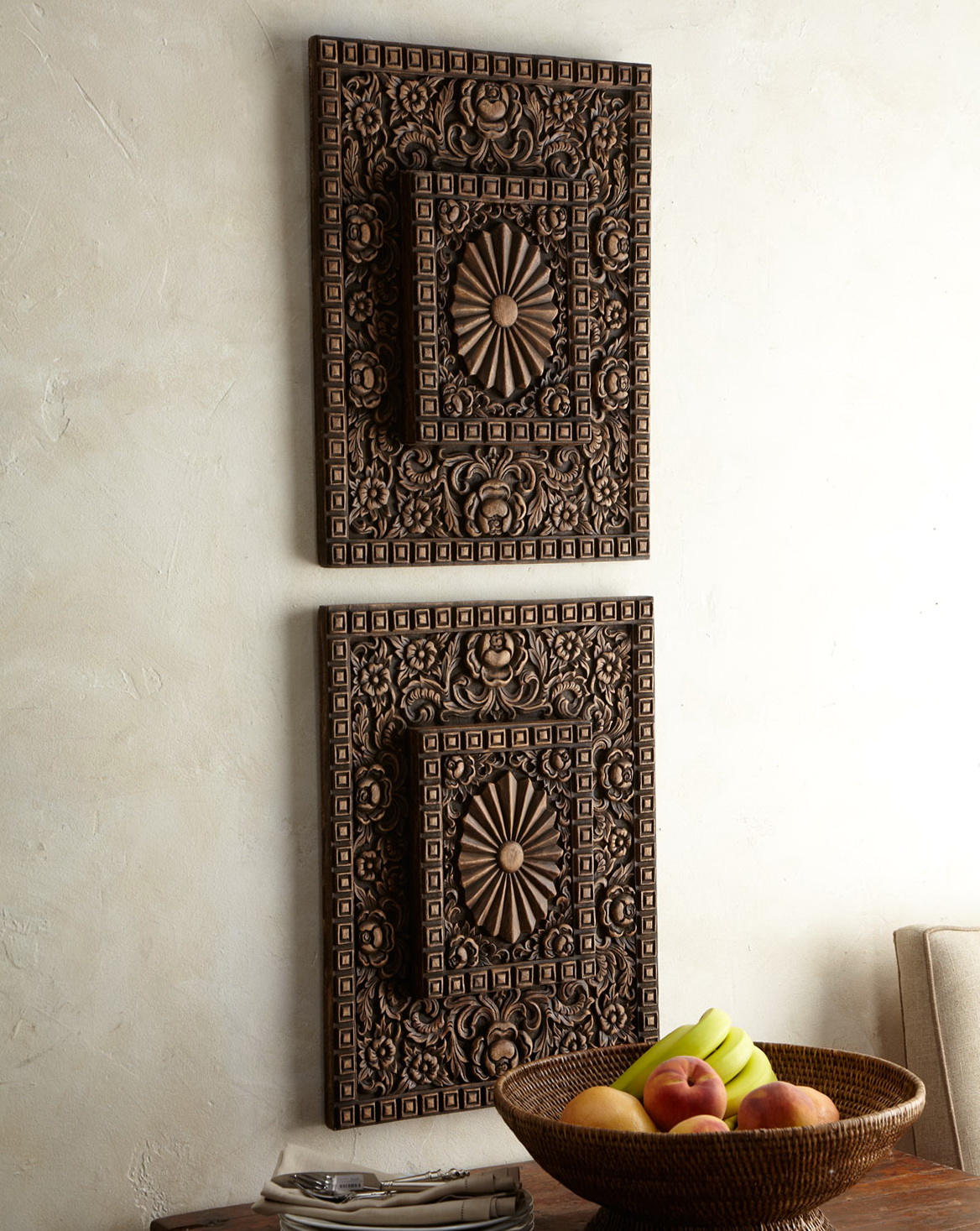 Wood Panel Wall Art