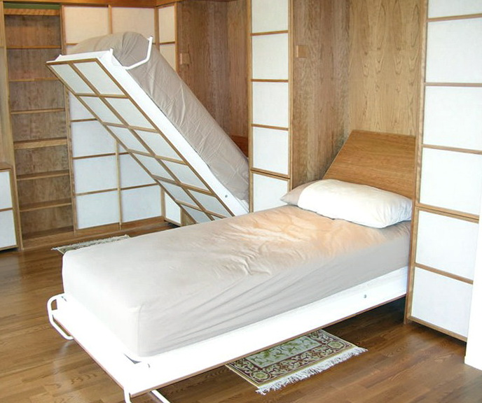 Fold Up Beds In Cupboards