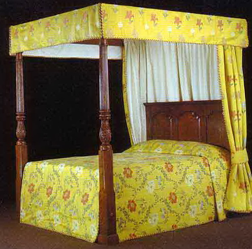 Four Post Bed Canopy