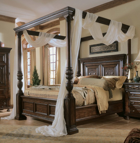 Four Post Bed Ideas