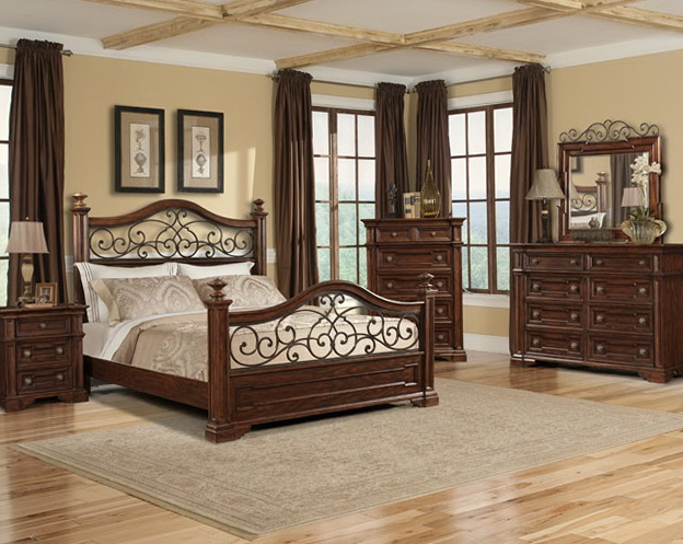 Four Poster Bedroom Sets