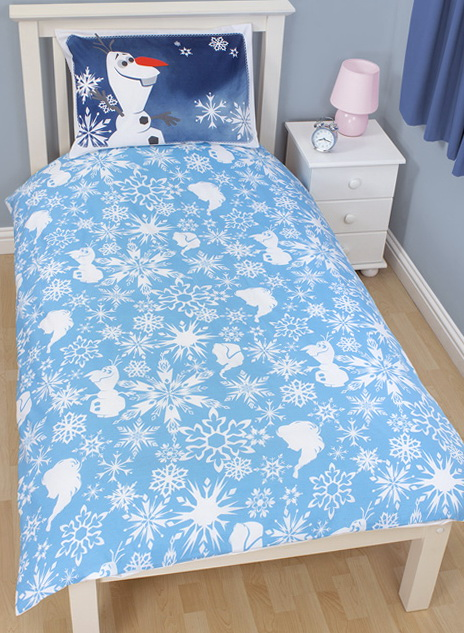 Frozen Toddler Bed Sheets