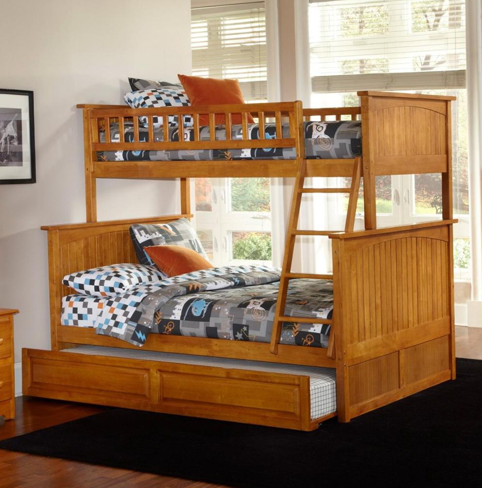 Full Loft Bed Designs