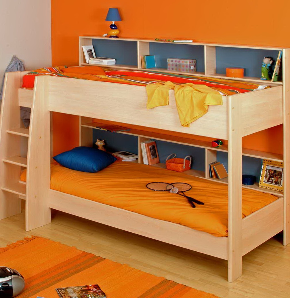 Full Size Loft Beds For Kids