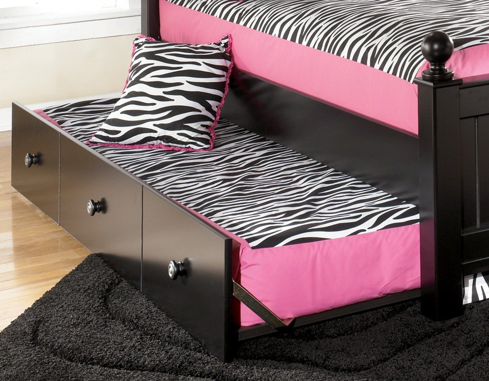 Full Size Trundle Bed Frame