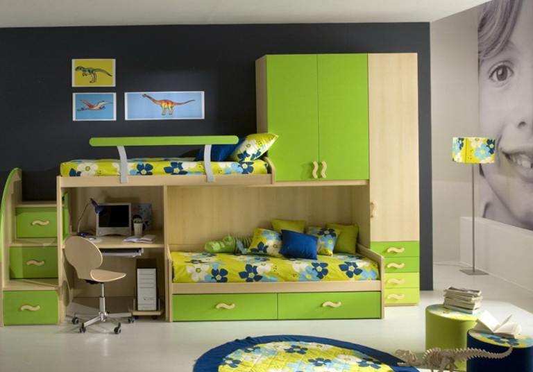Fun Toddler Beds For Boys