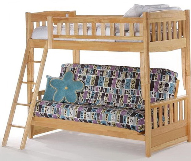 Futon Bunk Beds Uk