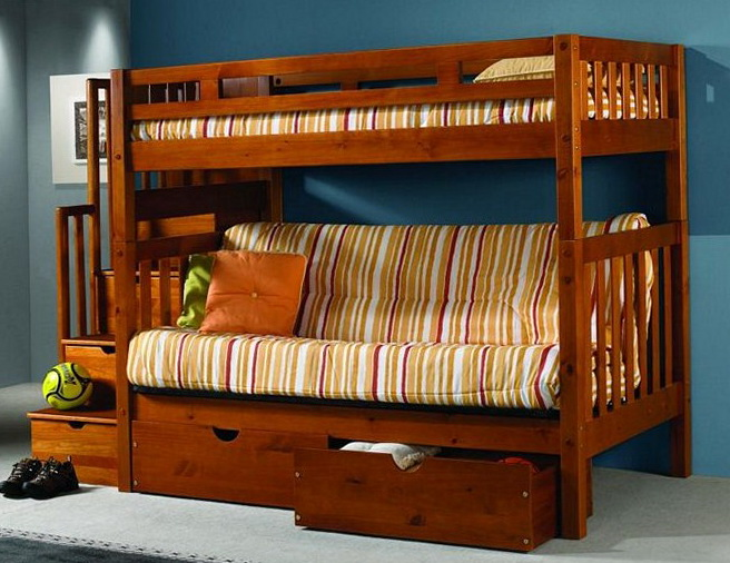 Futon Couch Bunk Bed