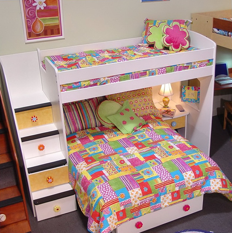 Girls Bunk Beds Uk