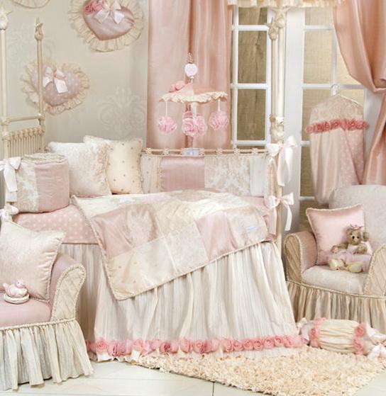 Glenna Jean Crib Bedding Penelope