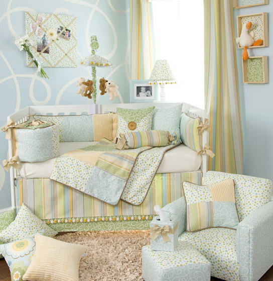 Glenna Jean Crib Bedding Sets