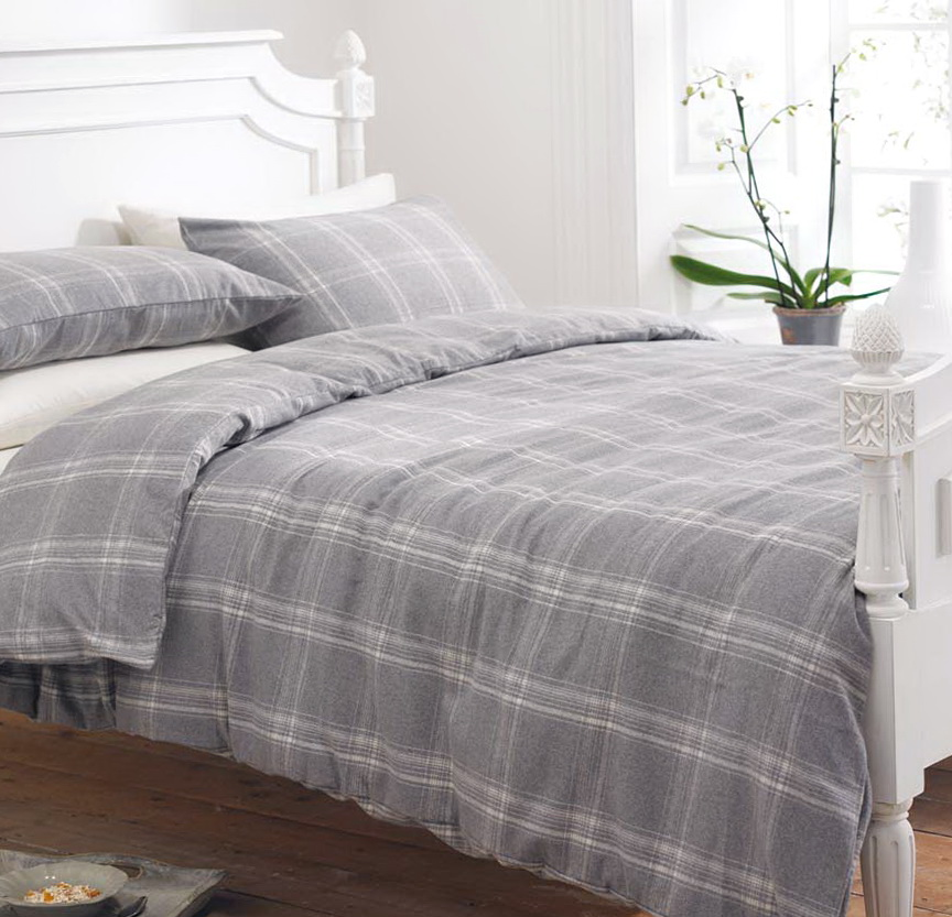 Grey And White Bedding Uk