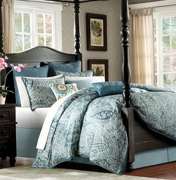 Harbor House Bedding Chelsea Paisley