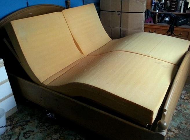 Headboard For Adjustable Bed Frame