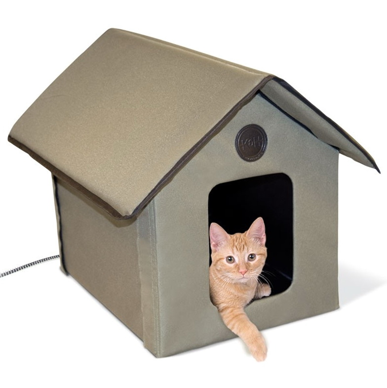 Heated Cat Beds Outdoor Use