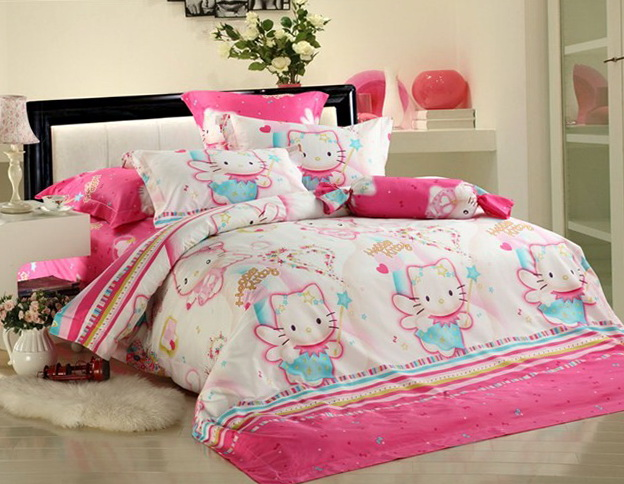 Hello Kitty Bedding Queen