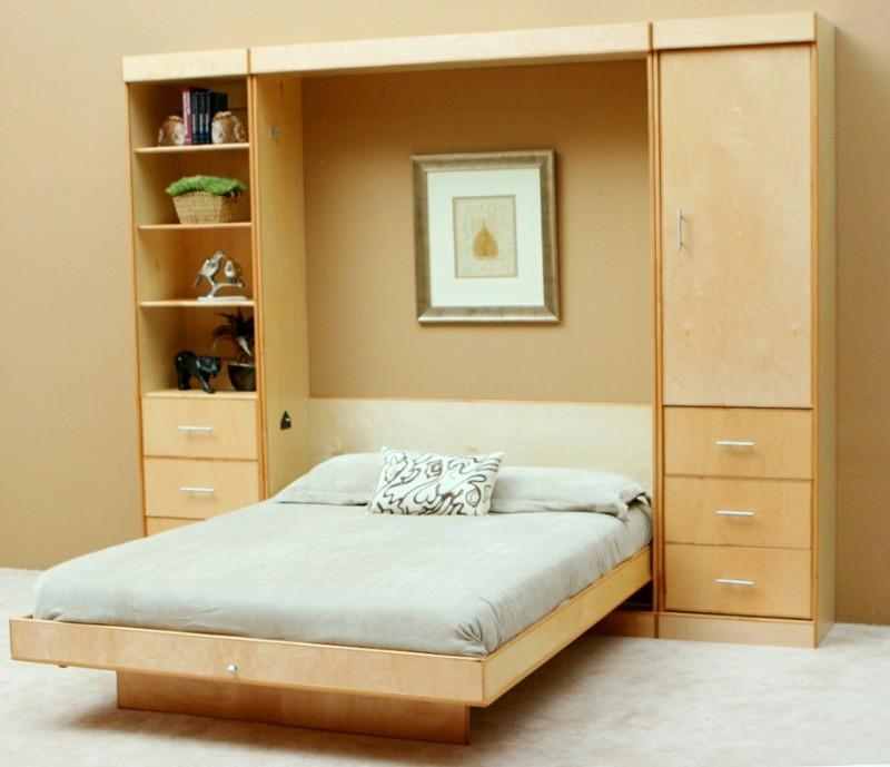 Hide A Bed Wall Unit