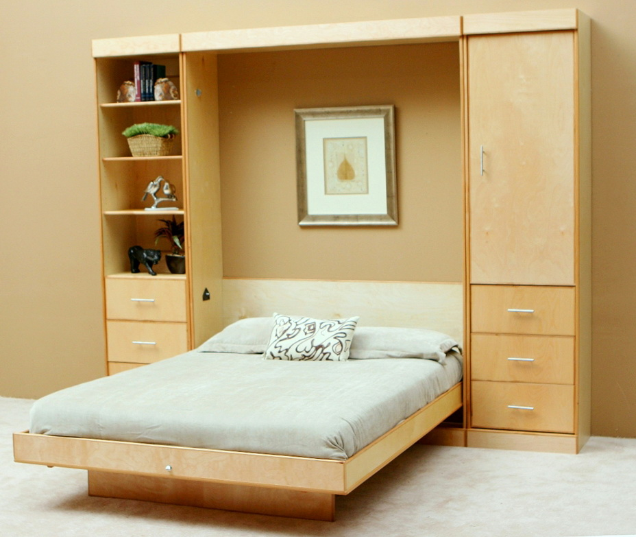 Hide A Bed Wall Unit