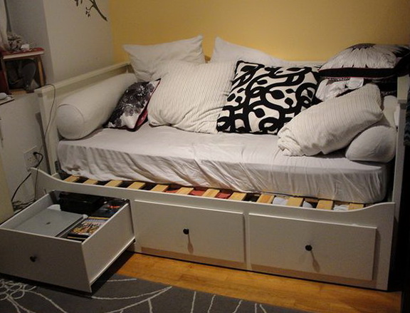 Ikea Trundle Bed Hemnes