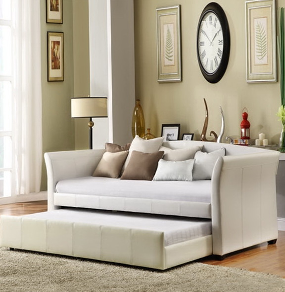 Ikea Trundle Bed White