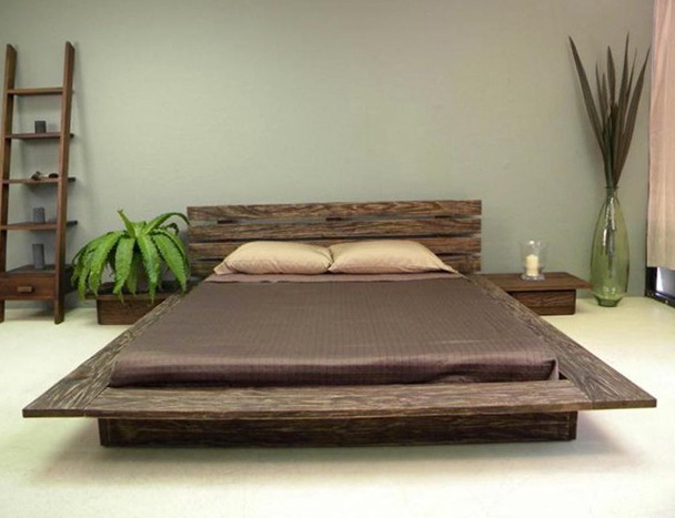 Japanese Platform Bed Diy