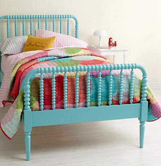 Jenny Lind Bed Antique