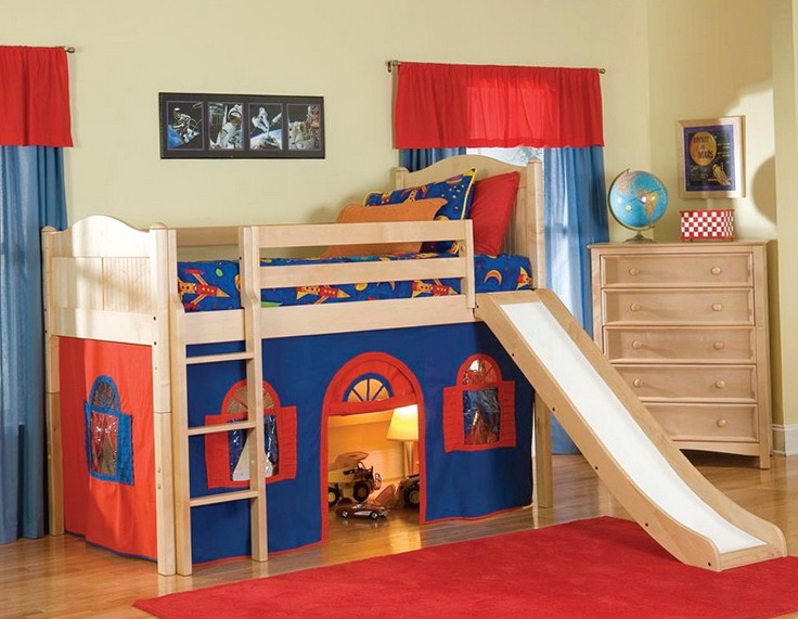 Kids Bunk Beds Images