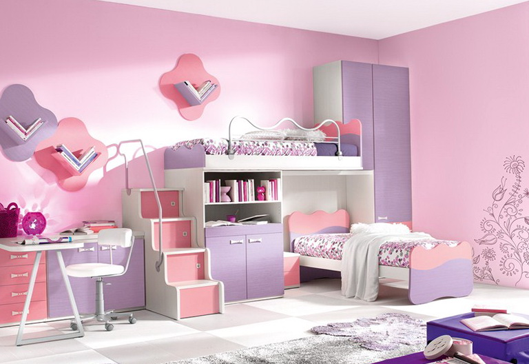Kids Loft Bedroom Ideas